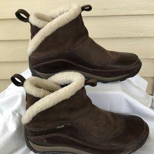 Merrill Waterproof Suede Boots